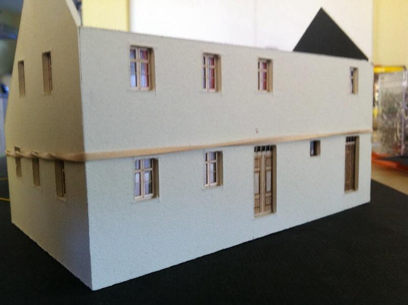 Awesome Modellbau Haus Selber Bauen Contemporary - Einrichtungs ...